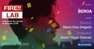 'Beroa (Calor)', el primer proyecto de largometraje de la productora del cántabro Jesús Choya, seleccionado en el FIRE!! Lab de Barcelona